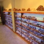 Minerals Display